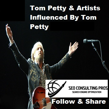 Tom Petty and Artists Influenced By Tom Petty Playlis...