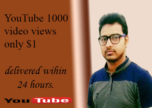 Promotion Through Social Video Views Professionally