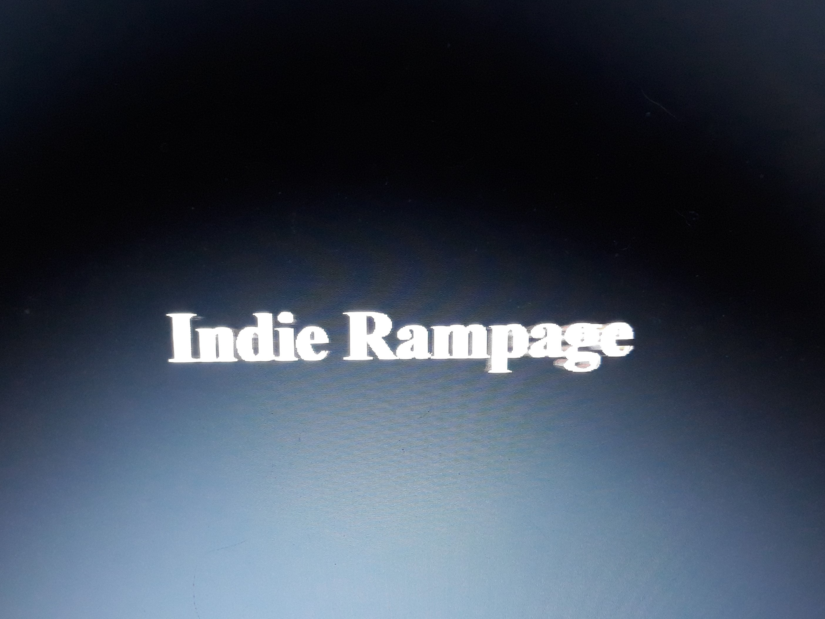 add two songs to Indie Rampage(pop/rock) playlist