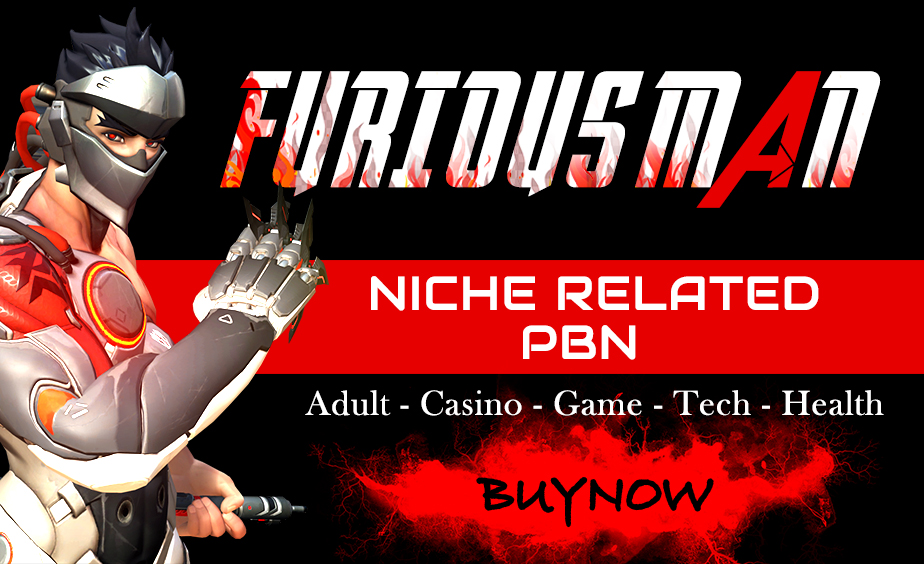 Niche related PBN Backlinks With High DA and TF
