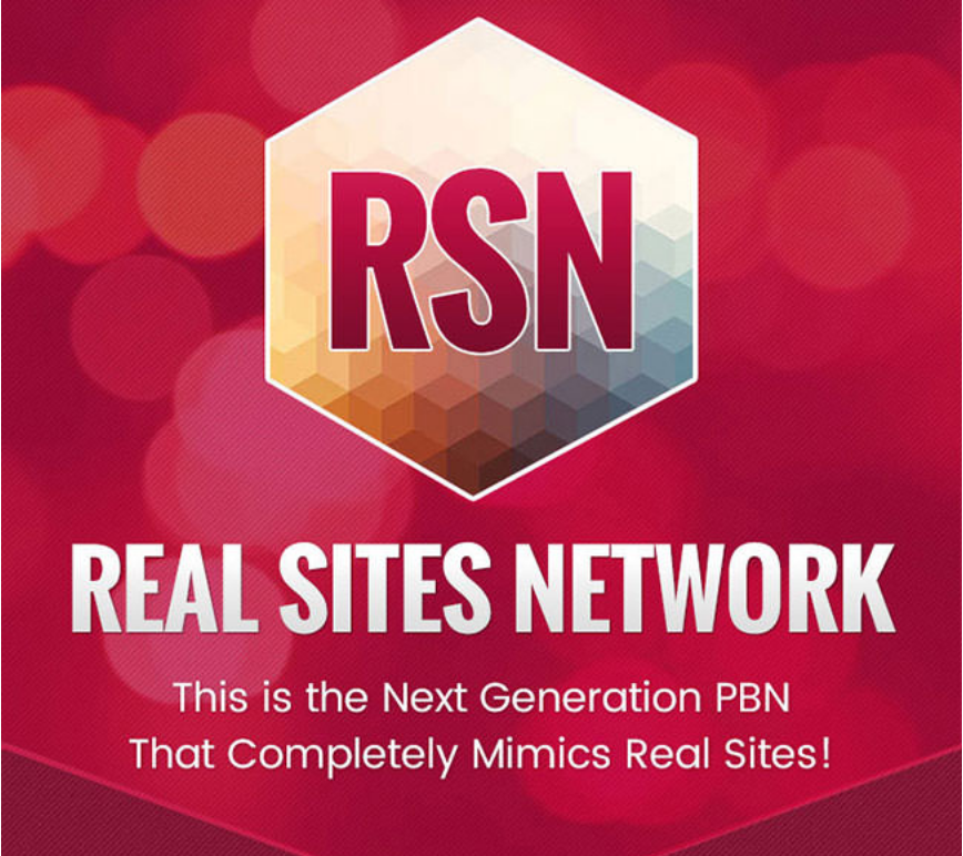 5 guest post links from domains with up to 35 TF - Real Site Network