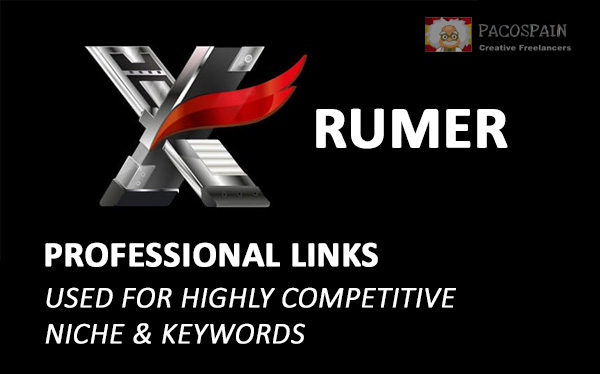create 35,000 Xrumer links for professional SEO