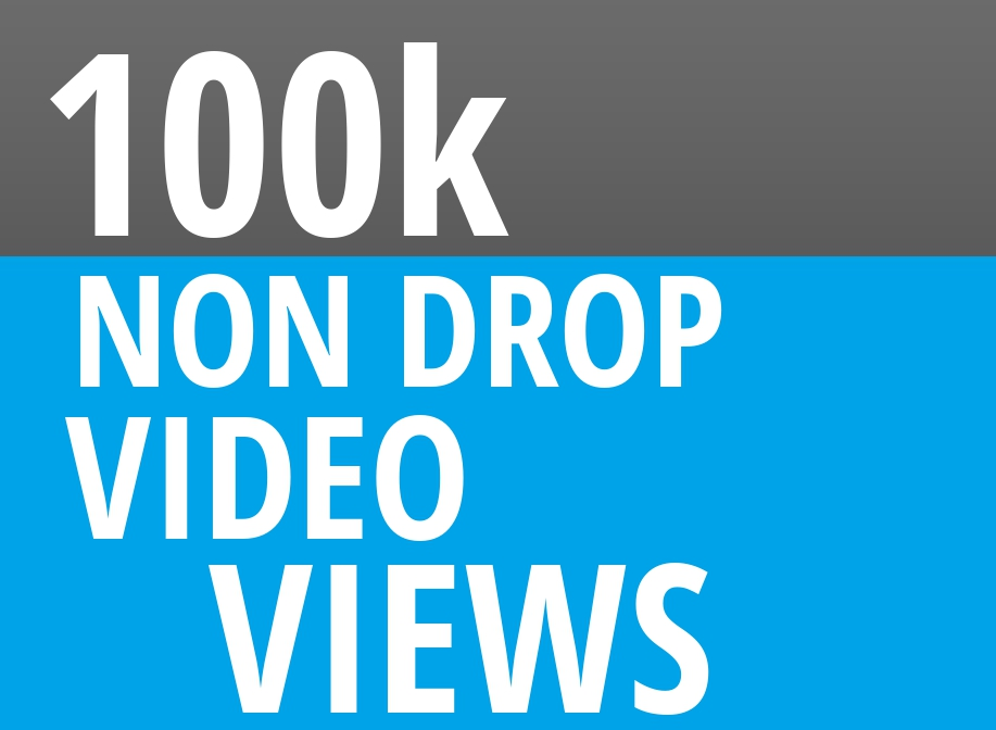 Start Instant 100000+ High Quality Social Video Views...