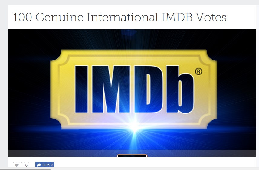 100 Percent Genuine International IMDB Rating Increase