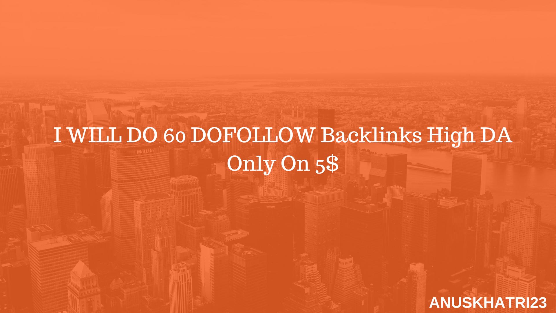 Do 60 Manual Do Follow Blog Commenting