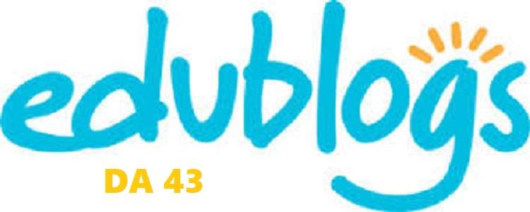 Write & publish Guest post on edublogs