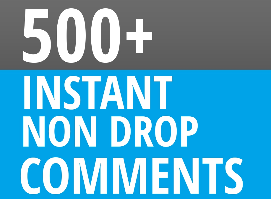GET 500+ SOCIAL Comments with Whitehat method to Impr...