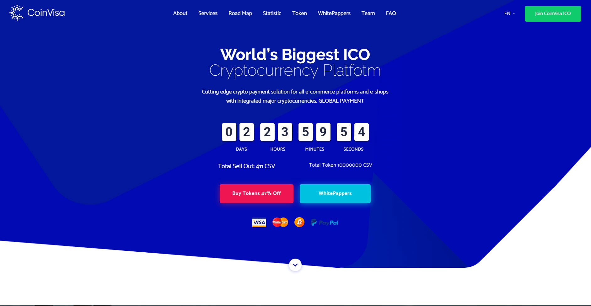 Readymade ico Script Buy token, Refer 3 level ,Wallet Setting