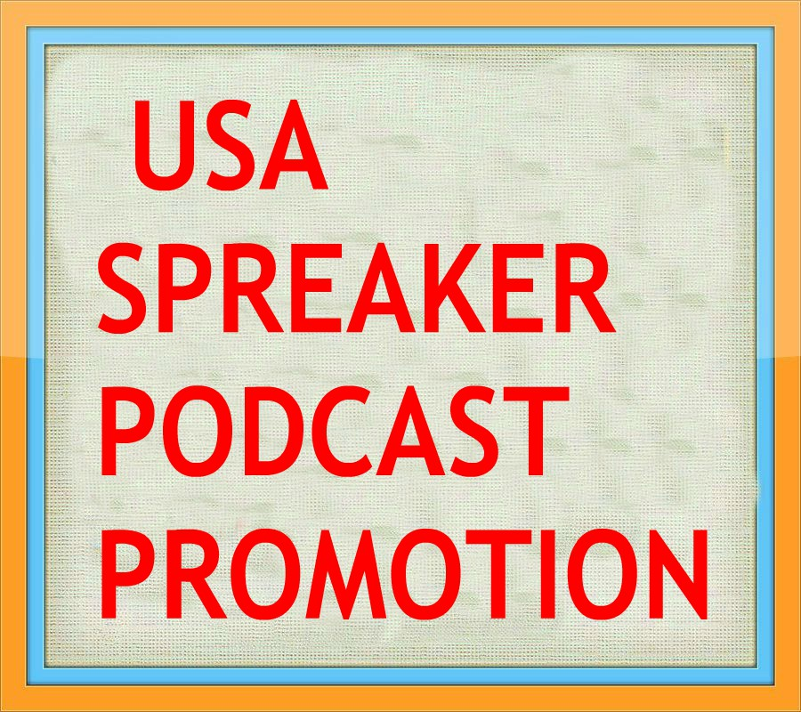 BEST USA SPREAKER PODCAST PROMOTION DONE IN 2 DAYS