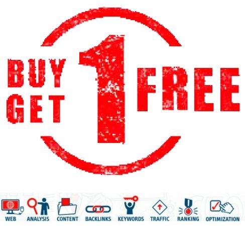 52 dofollow Backlinks...Buy 1 Get Free
