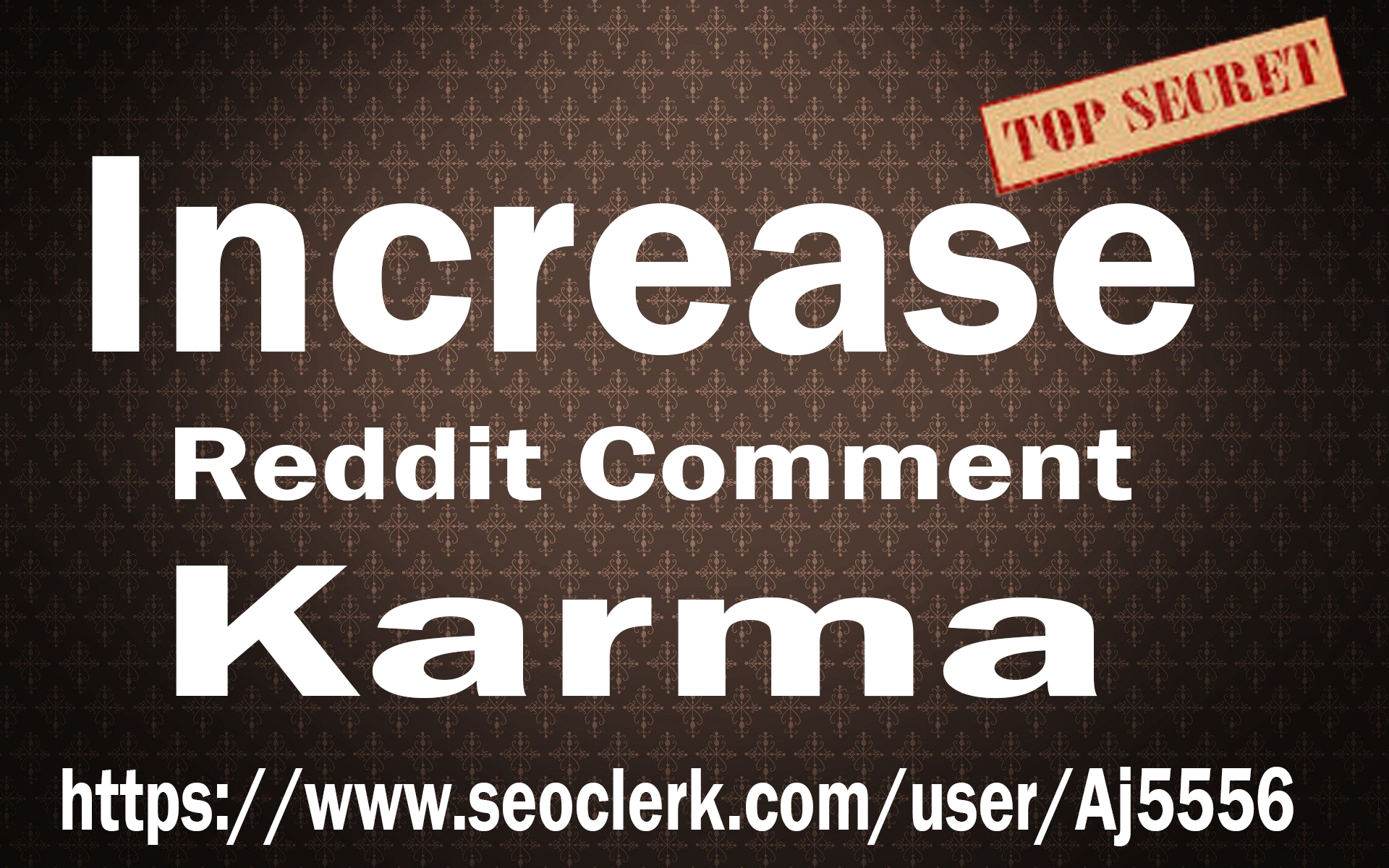 Instant 50 Comment Karma to your Reddit Account