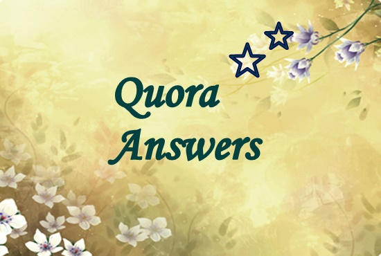 Increase your website traffic with 25 quora answers