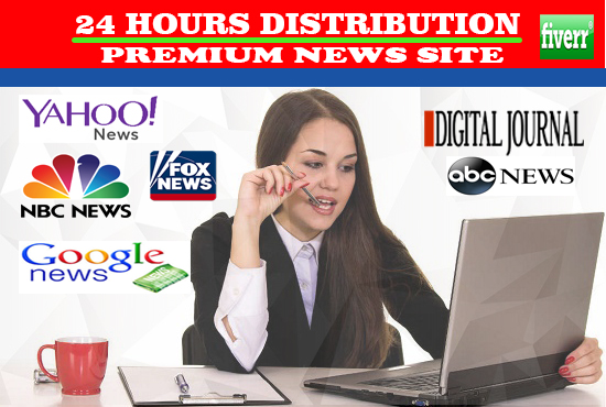 write press release with press release distribution