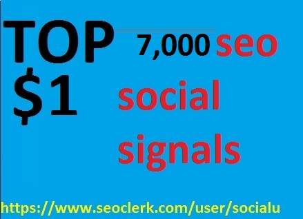 7,000 Powerful Seo Social Signals Come From PR9 Google Share Pinterest Shares signals Bookmark