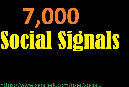 TOP 7,000 pinterest SOCIAL SIGNALS With NUCLEAR SEO P...