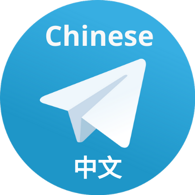 500 HQ Chinese telegram group or channel members