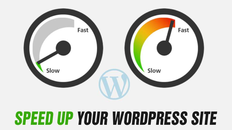 Speed Up and Optimize Wordpress Site