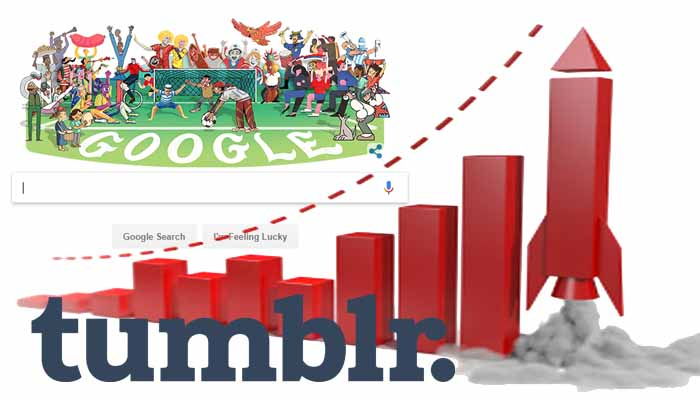20 Tumblr with 30+ PA and 50+ existing backlinks