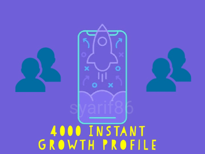 4k Growth your profile