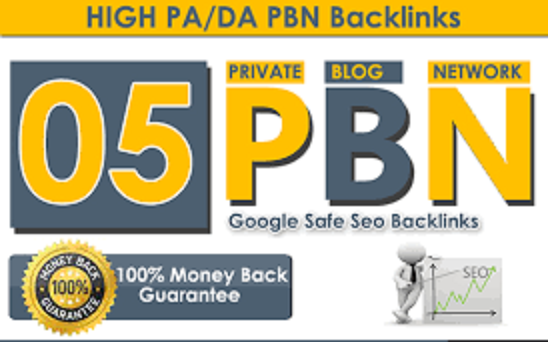 Improve Google Ranking in 2018 With 5 DA35+ Permanent Home Page PBN Links