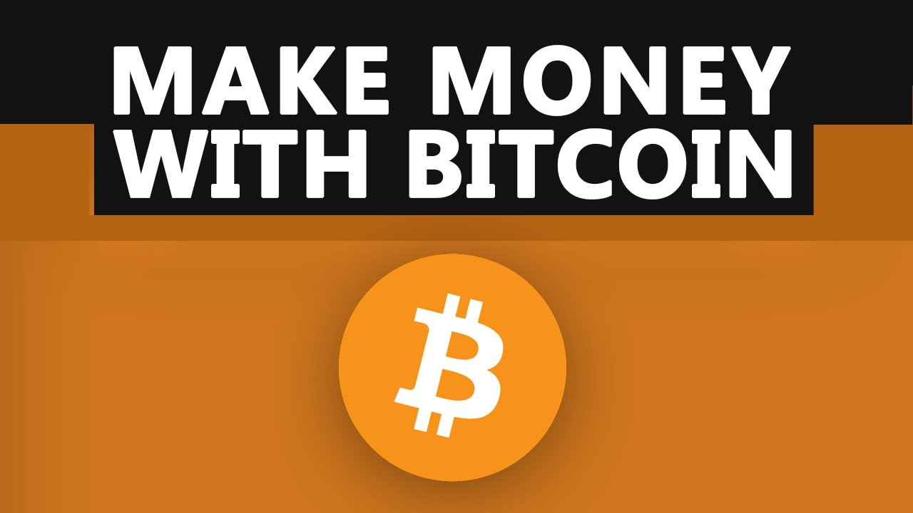 Provide you Bitcoin monetizing methods/increase your value fast