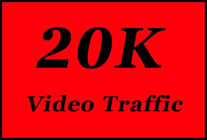 20000 Video Traffic with NonDrop, High Quality and Instant Start
