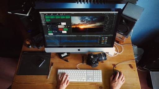 Photoshop and Video editing professionally