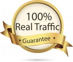Drive 100,000 Real Human Trafiic with low bounce rate and long visit duration to your website
