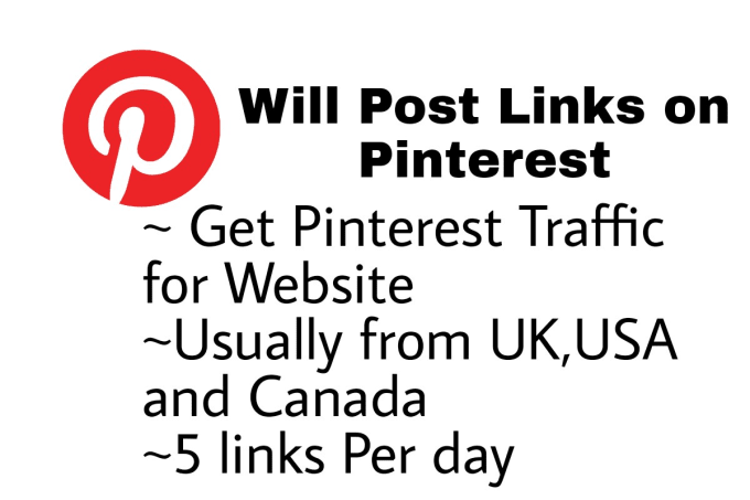 Promote Your Website On Pinterest