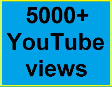 5000-6000 High Retention vie'ws non drop refill guaranteed super fast