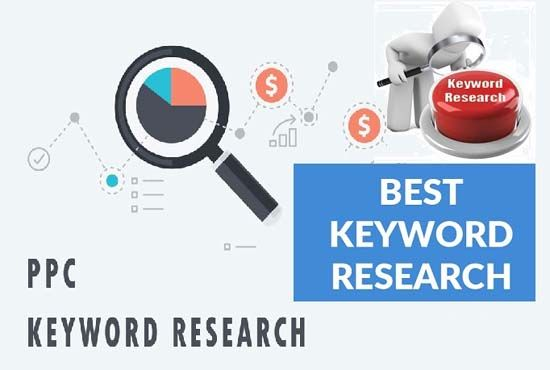 DO KEYWORD RESEARCH FOR RANK #1 IN GOOGLE
