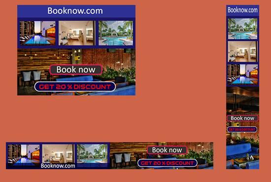 design web banner, ads,cover, slider