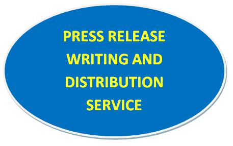 I will write and distribute your press release to top 30 PR network site