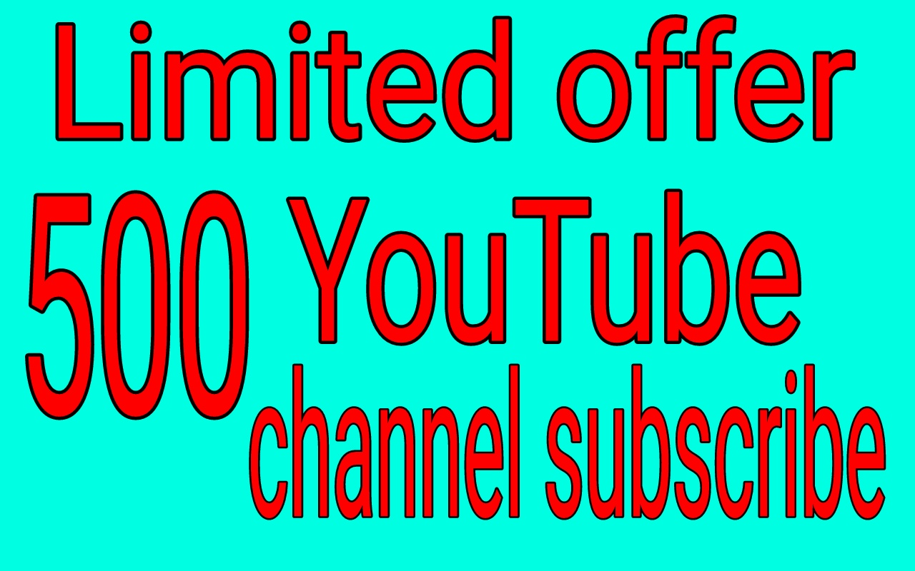 exclusive pack 5.00 channel subscribe fast delivery instant
