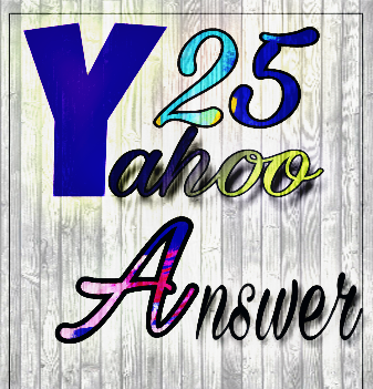 Promote your website 25 high quality Yahoo answer with url