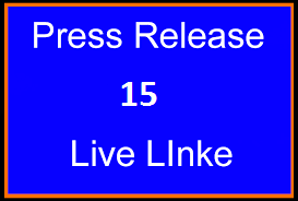 Publish Your Written Press Release To Top 15 PR Distribution Networks