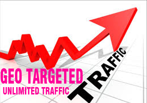 HOW TO GET GEO-TARGETED WEB TRAFFIC