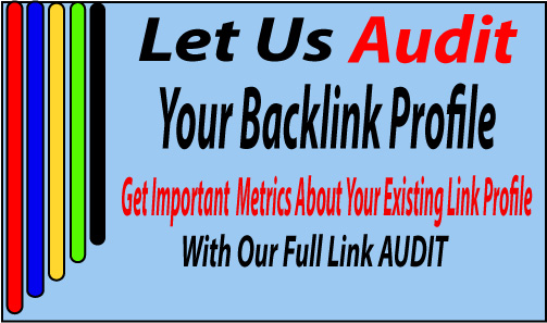 GET A Full Backlink Report For Any Website