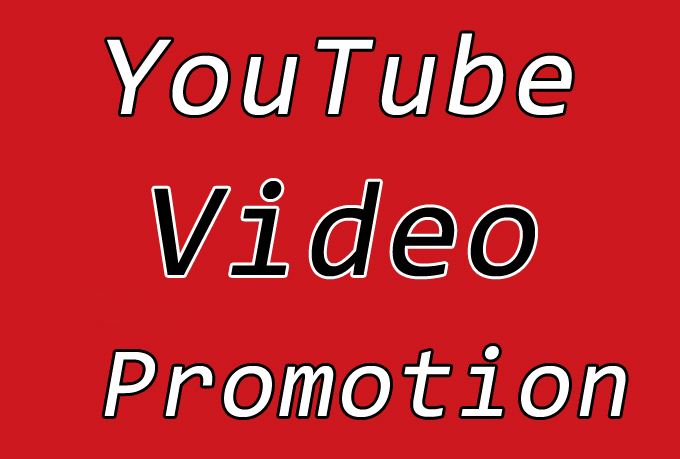 YouTube Video Seo Promotion and Marketing