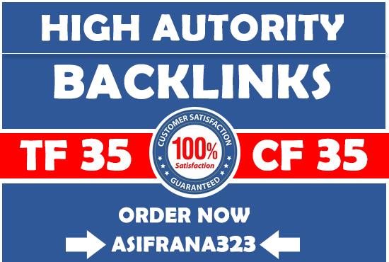5 High Authority PBN Backlinks