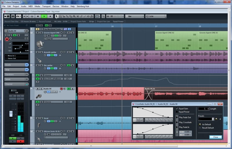 Music Production, Mix & Master, edit vocals, add autotune, add Effects, mix a vocal to a bea.