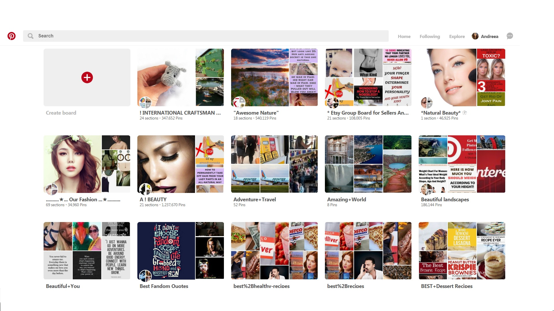 Invite You To Popular Pinterest Business Boards