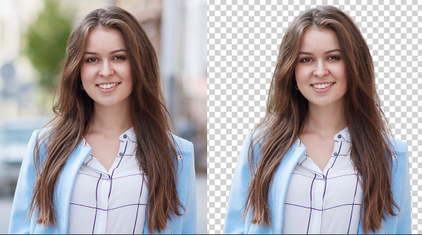 Image Background Remove Adobe Photoshop