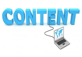 Website content - get your site started with well written,  SEO friendly content