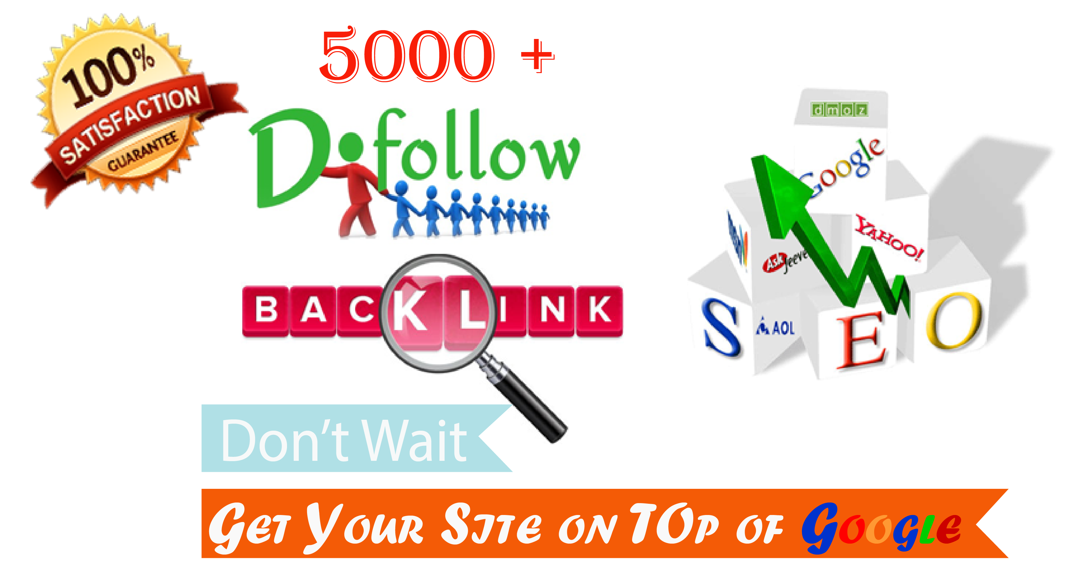 5000+ Do-FOllow Backlinks To Improve Your Website Ranking