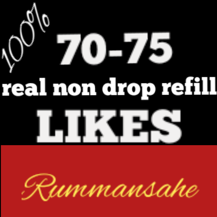 Instant non drop 50 to 55 youtube likes drop refill fast delivery