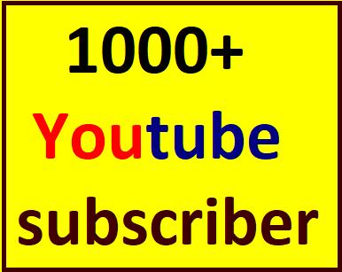 Guaranteed 1000+Channel Sub Non Drop very fast