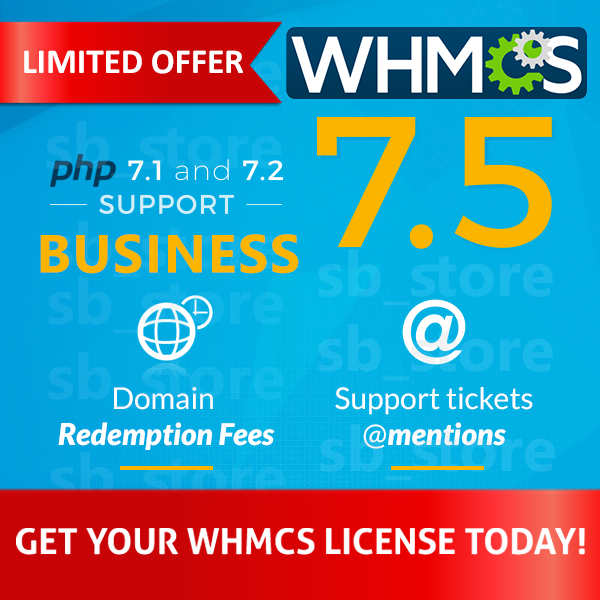 GENUINE WHMCS LICENSE ✅Trusted Seller ✅Genuine Product ✅Verified license