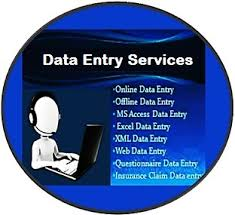 DATA ENTRY AND TRANCRIPTION WORK