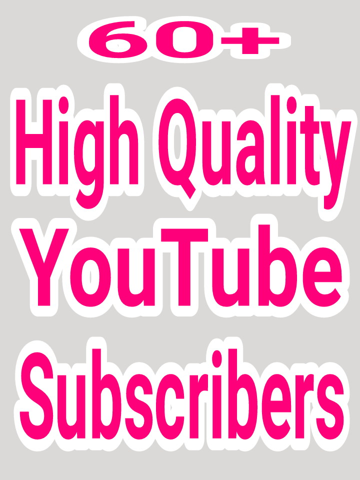 YouTube promotion via real and active users with very fast delivery